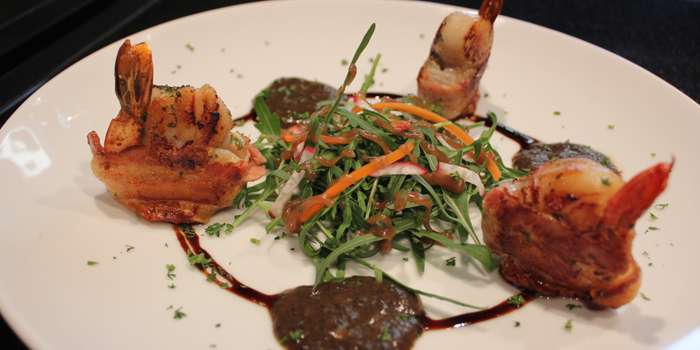 Appetizer Dishes from 13 Wine & Dine at 26/1 Soi Thonglor 13 Sukhumvit 55  Bangkok