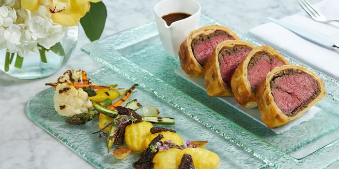 Beef Fillet Wellington, Felix, Tsim Sha Tsui, Hong Kong