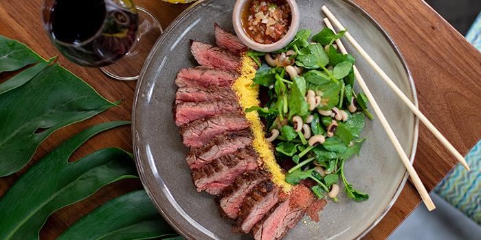 Beef, Uma Nota, Central, Hong Kong