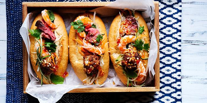 Bread, Big Bay Cafe, Hung Hom, Hong Kong