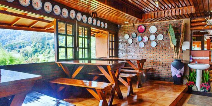 Interior 2 at Bumi Aki, Puncak
