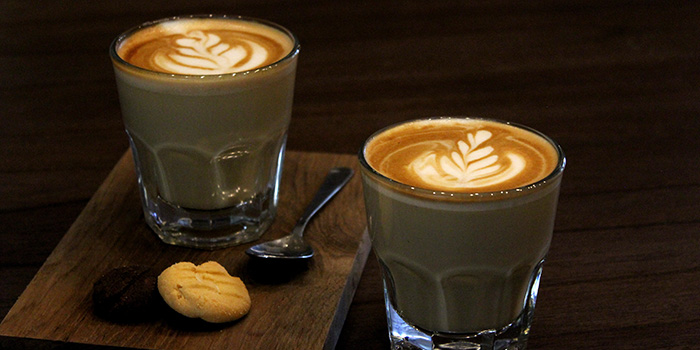 Coffee from Dip Dock, Bali