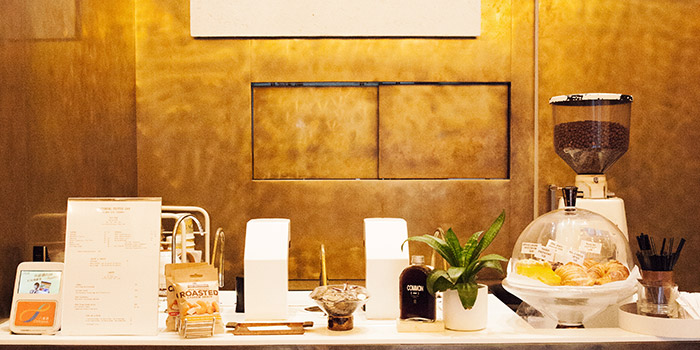 Coffee Station, INTERVAL Coffee Bar, Central, Hong Kong