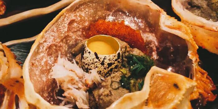 Crab Meat with Crab Paste Mix Egg, Nan Ei Sui San, Tsim Sha Tsui, Hong Kong