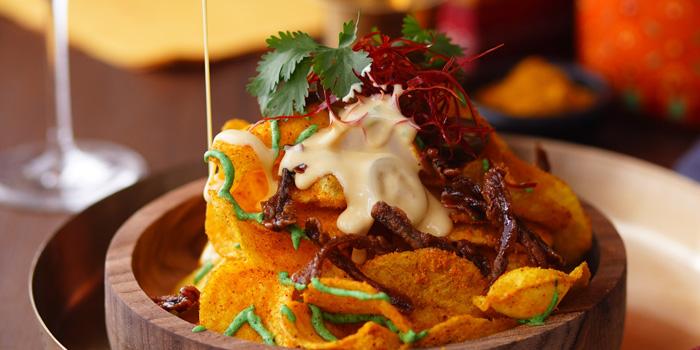 Dish 1 at GUNPOWDER Kitchen & Bar, Plaza Indonesia