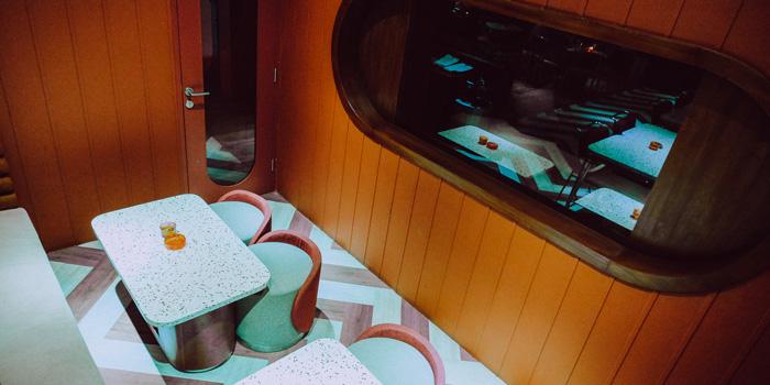 Interior 3 at Ding Dong, Kemang