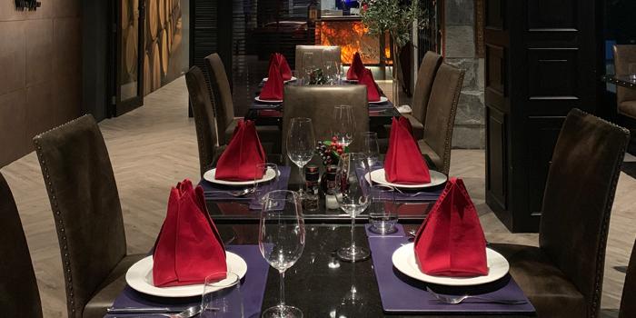 Dining Area of 13 Wine & Dine at 26/1 Soi Thonglor 13 Sukhumvit 55  Bangkok