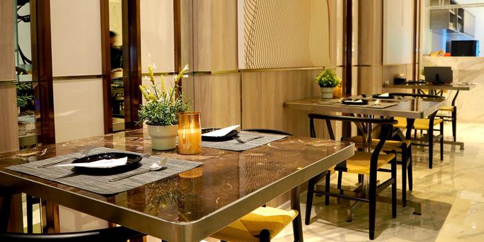 Dining Area of Pitisuk Bar & Restaurant at17 Soi Moo Ban Seri Villa Yaek 2 Nong Bon, Khet Prawet Bangkok