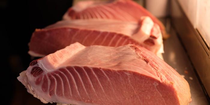 Fresh Ingredient from Sushi Oku at 93,95 K Village, Lock B103 Soi Sukumvit 26, Klongton, Klongtoey, Bangkok,