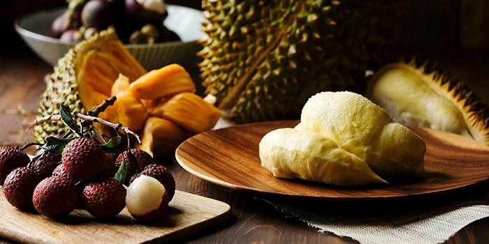 Fruit, Big Bay Cafe, Hung Hom, Hong Kong
