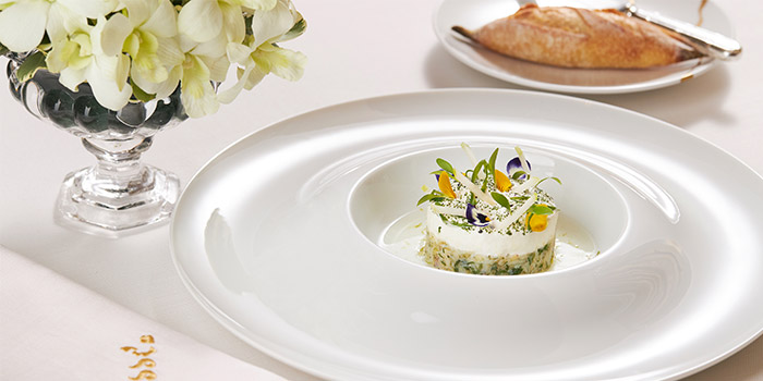 Cornish Crab Salad, Gaddi