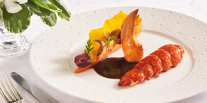 Poached Lobster, Gaddi