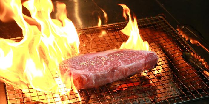 , Nice Yakiniku & Fine Wine, Causeway Bay, Hong KongGrilled Waygu Steak