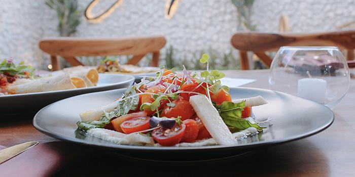 Food from Guapa Mexican Restaurant, Uluwatu, Bali