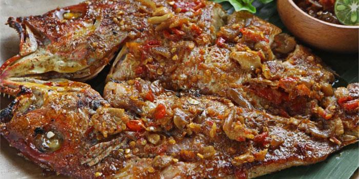 Dish 1 at Jemahdi, Kebayoran