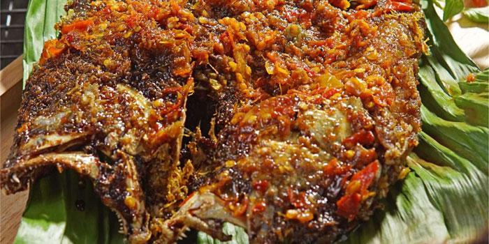 Dish 2 at Jemahdi, Kebayoran