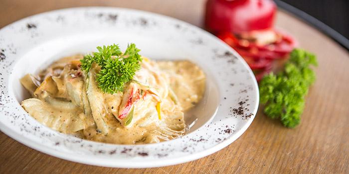 Food from Baruna Sky Lounge, Jimbaran, Bali