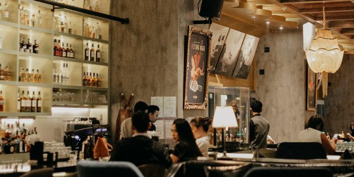 Interior 2 at Moonshine Dine & Lounge, Mega Kuningan