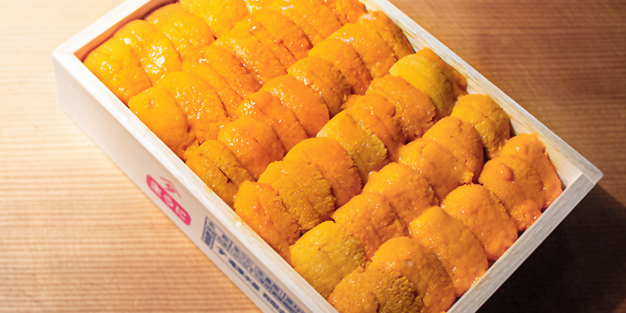 Fresh Uni from MoboMoga at UE Square in Robertson Quay, Singapore