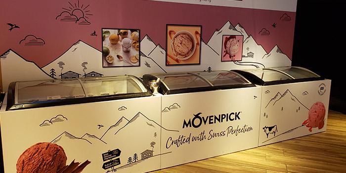 Ice Cream, MoMo Cafe (Sai Ying Pun), Sai Ying Pun, Hong Kong