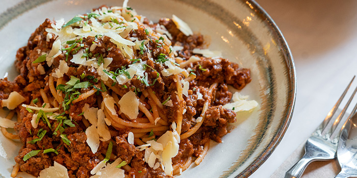 Impossible Al Ragu from The Coffee Academics (Scotts Square) at Scotts Square in Orchard, Singapore