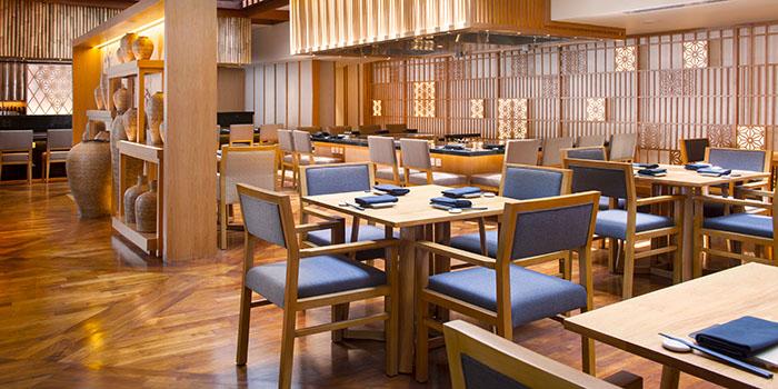 Interior from Hamabe Japanese Restaurant, Nusa Dua, Bali