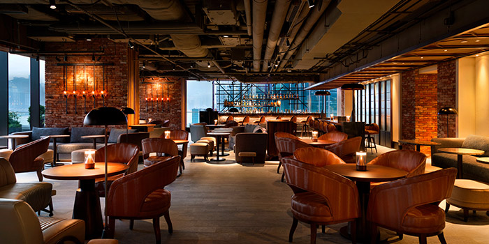 Interior, Red Sugar Bar, Hung Hom, Hong Kong