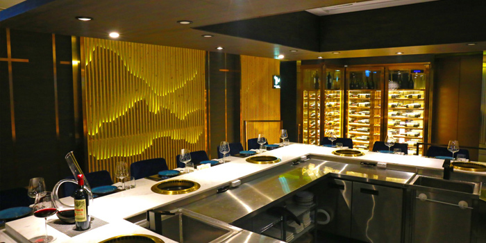 Interior, Nice Yakiniku & Fine Wine, Causeway Bay, Hong Kong