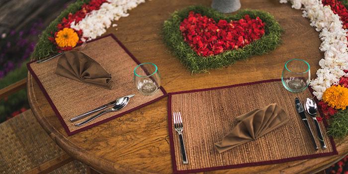 Kuno Deck Romantic Dinner