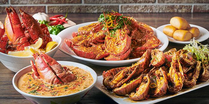 Lobster Rock Roll from J65 @ Hotel Jen Tanglin at Hotel Jen in Tanglin, Singapore
