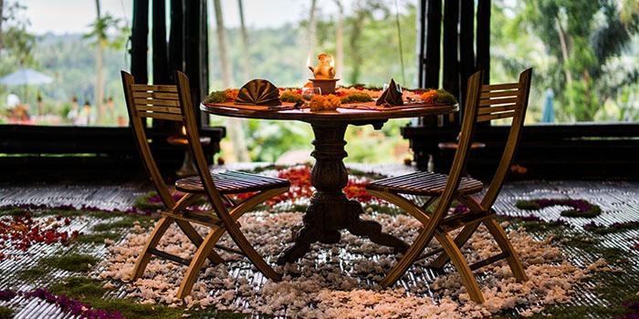 Minang House Romantic Dinner