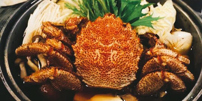 Nan Ei Crab Hot Pot, Nan Ei Sui San, Tsim Sha Tsui, Hong Kong