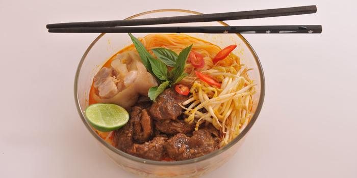 Noodle Dishes from Le Dalat EmQuartier at EmQuartier 7/F Helix Building 693 Sukhumvit Road, Wattana Bangkok
