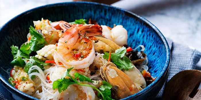 Noodle, Big Bay Cafe, Hung Hom, Hong Kong