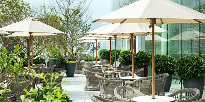 Outdoor Area, Lobby Lounge, Hung Hom, Hong Kong