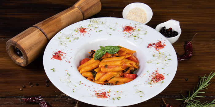 Pasta Dishes from Brunello at 15 Soi Rama IX 58 Suanluang Bangkok