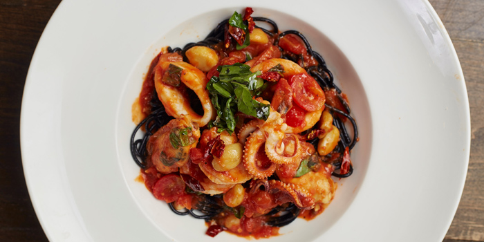 Pasta Dishes from Cafe