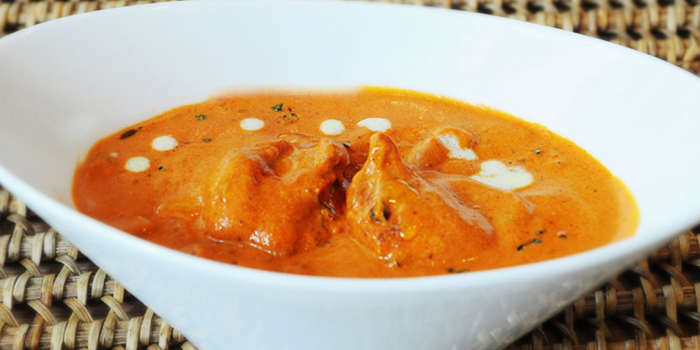 Butter Chicken from Anglo Indian Cafe & Bar (Marina One) at Marine One in Marina Bay, Singapore