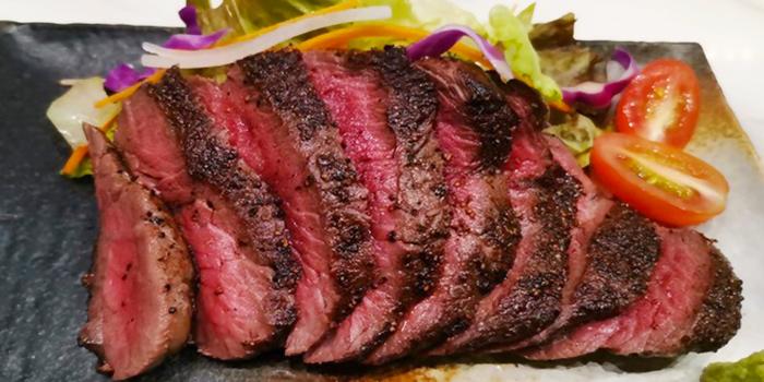 Steak from Bonta Bonta in Wisma Atria Shopping Centre in Orchard Road, Singapore