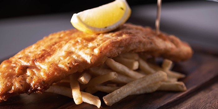 Fish & Chips from Fatboy