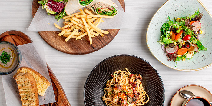 Set Lunch from Mon Bijou at Claymore Connect in Orchard, Singapore