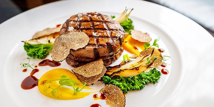 Truffle Steak (6-25 Aug) from Osia Steak & Seafood Grill at Resorts World Sentosa in Sentosa, Singapore