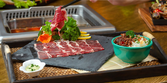 Beef Selection from Hotpot Heroes 火鍋英雄 in Tanjong Katong, Singapore