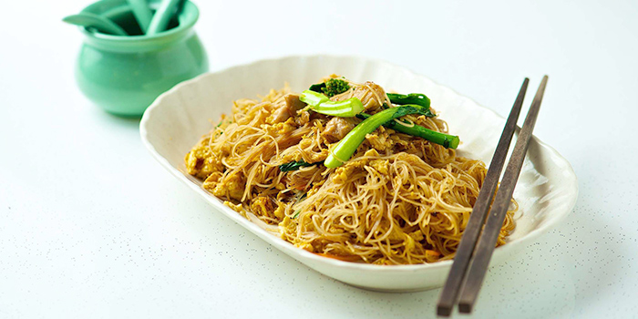 Fried Bee Hoon from Spicy Thai-Thai Cafe in Bedok, Singapore