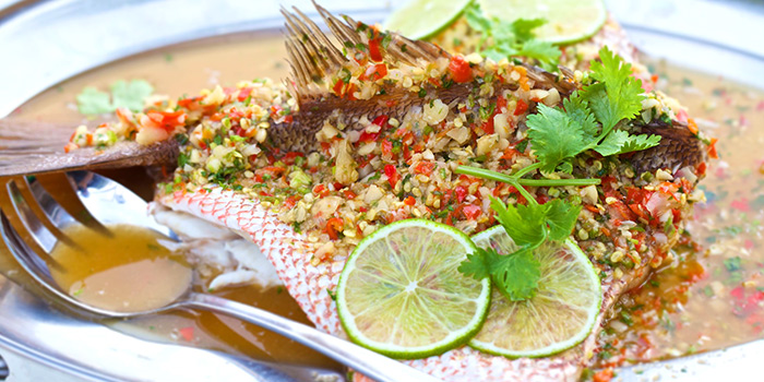Red Emperor Snapper from Spicy Thai-Thai Cafe in Bedok, Singapore