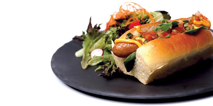 Hot Dog Combo from Swiss Butchery (Greenwood) in Bukit Timah, Singapore