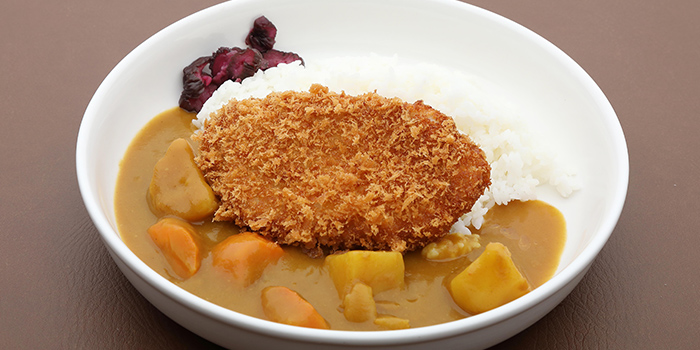 Pork Katsu Curry from Takada Grill & Bar in Tanjong Pagar, Singapore