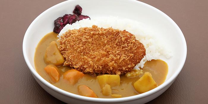 Pork Katsu Curry from Takada Grill & Bar in Tanjong Pagar, Singapore