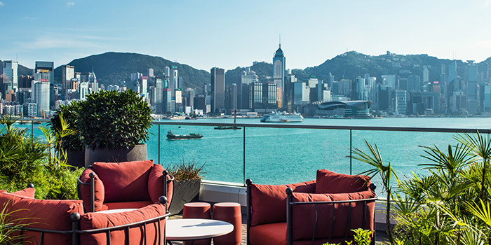 Sea View, Red Sugar Bar, Hung Hom, Hong Kong
