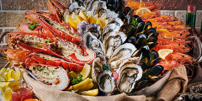 Seafood Madness from J65 @ Hotel Jen Tanglin at Hotel Jen in Tanglin, Singapore